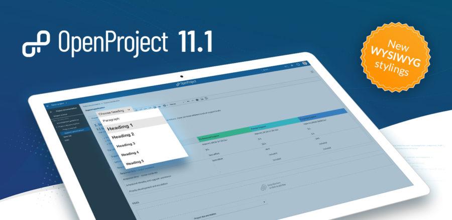 BIM Project Management software OpenProject